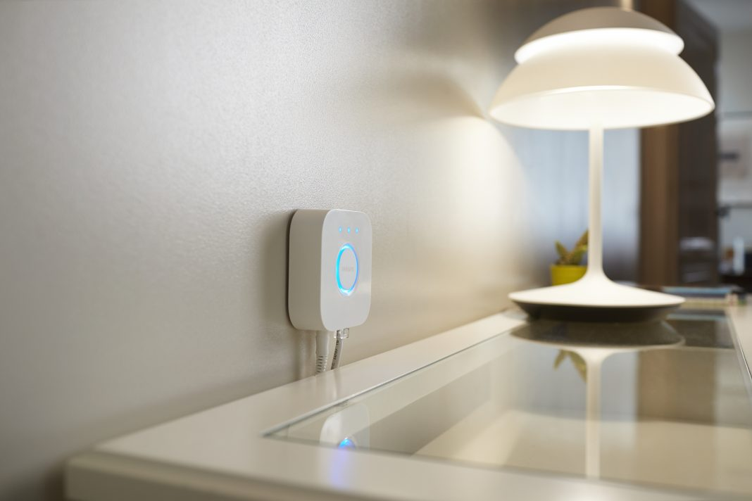 Philips - heart of Hue system square